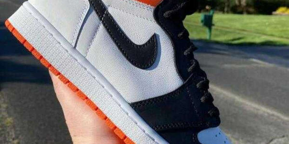 What Would You Rate the Air Jordan 1 high OG Electronic Orange