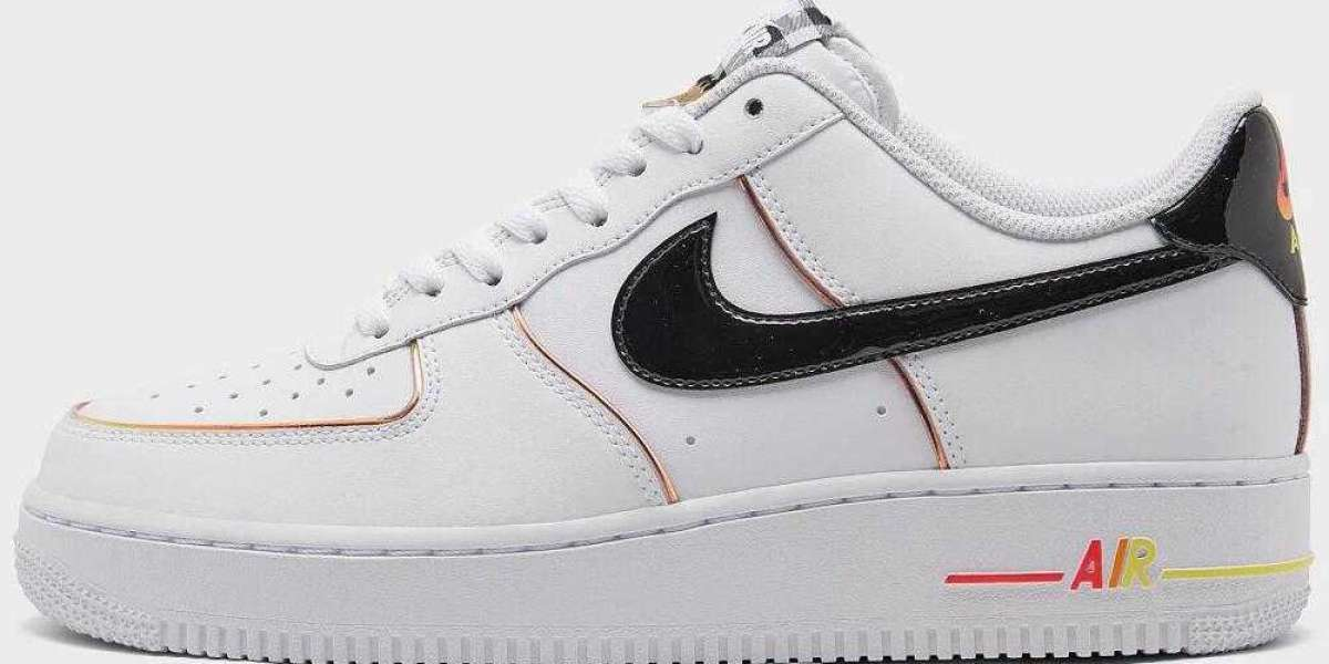 Nike Air Force 1 Low FRESH Got Patent Leather And Metallic Accents
