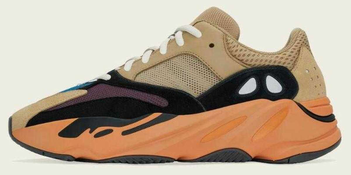 Yeezy Boost 700 Enflame Amber Set to Debut on June 11, 2021