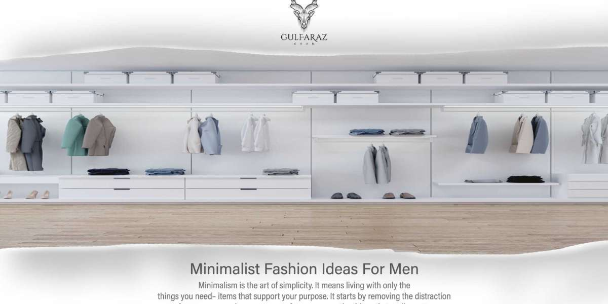 How To Build The Ultimate Men's Minimalist Wardrobe