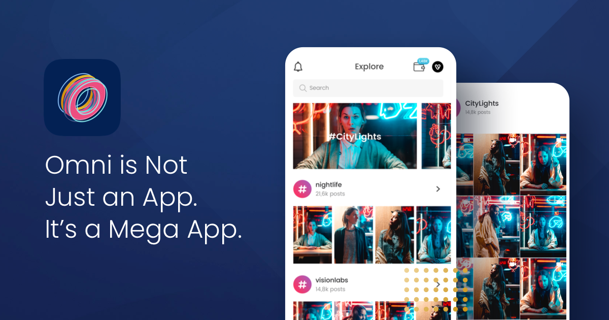 Omni is Not Just an App. It's a Mega App :: People Driven