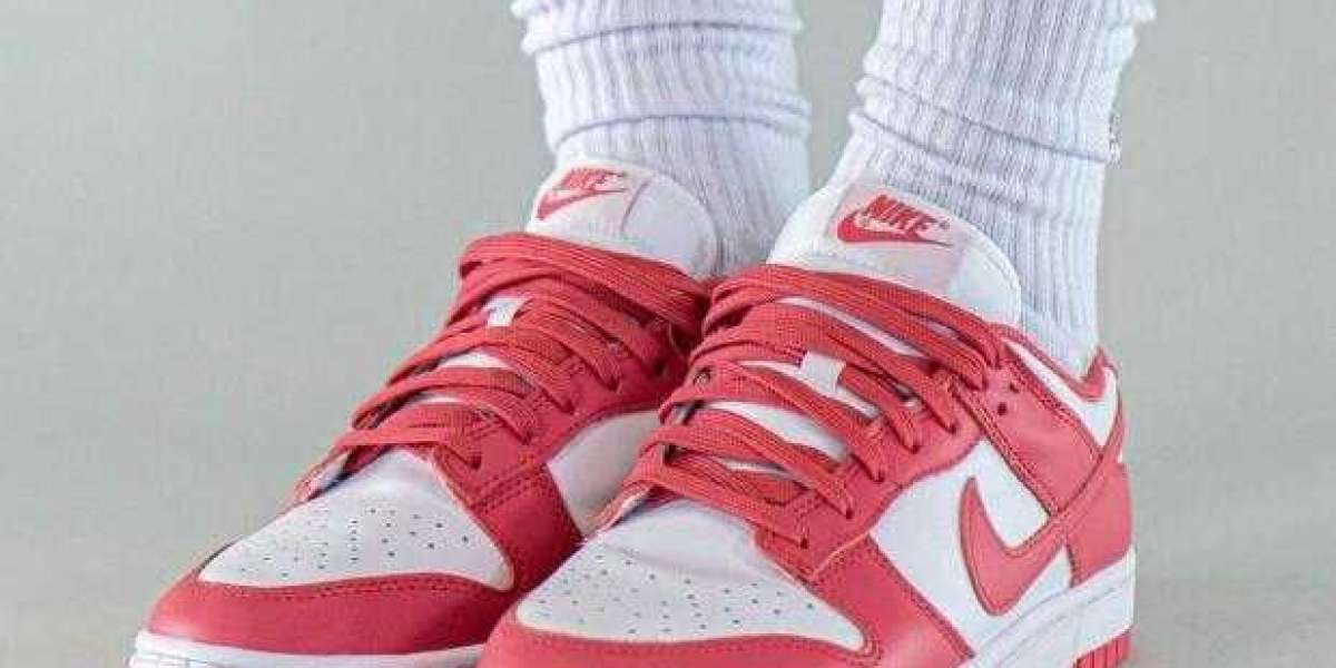 """DD1503-111 Nike Dunk Low """"Archeo Pink"""" Coming for Top Sell"""