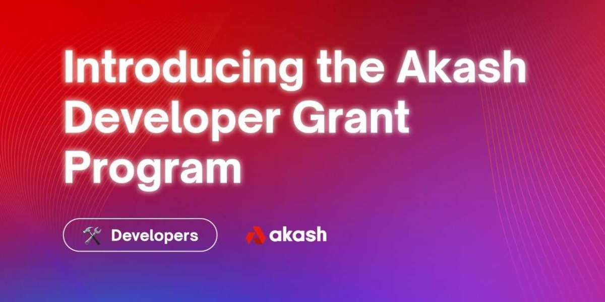AKASH.  Receive Up to $100,000 in Grants Through Our New Developer Grant Program