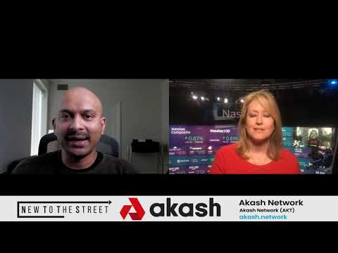 Akash Network's (CRYPTO:AKT) ($AKT) interview with Mr. Greg Osuri CEO. - YouTube