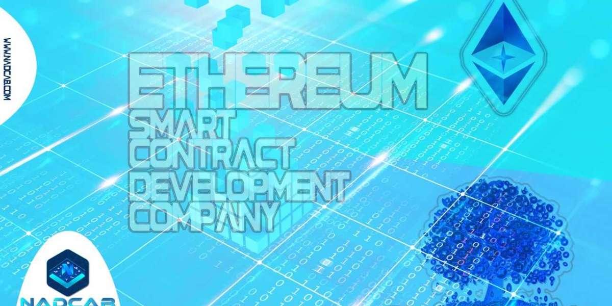 Ethereum Smart Contract Development Company