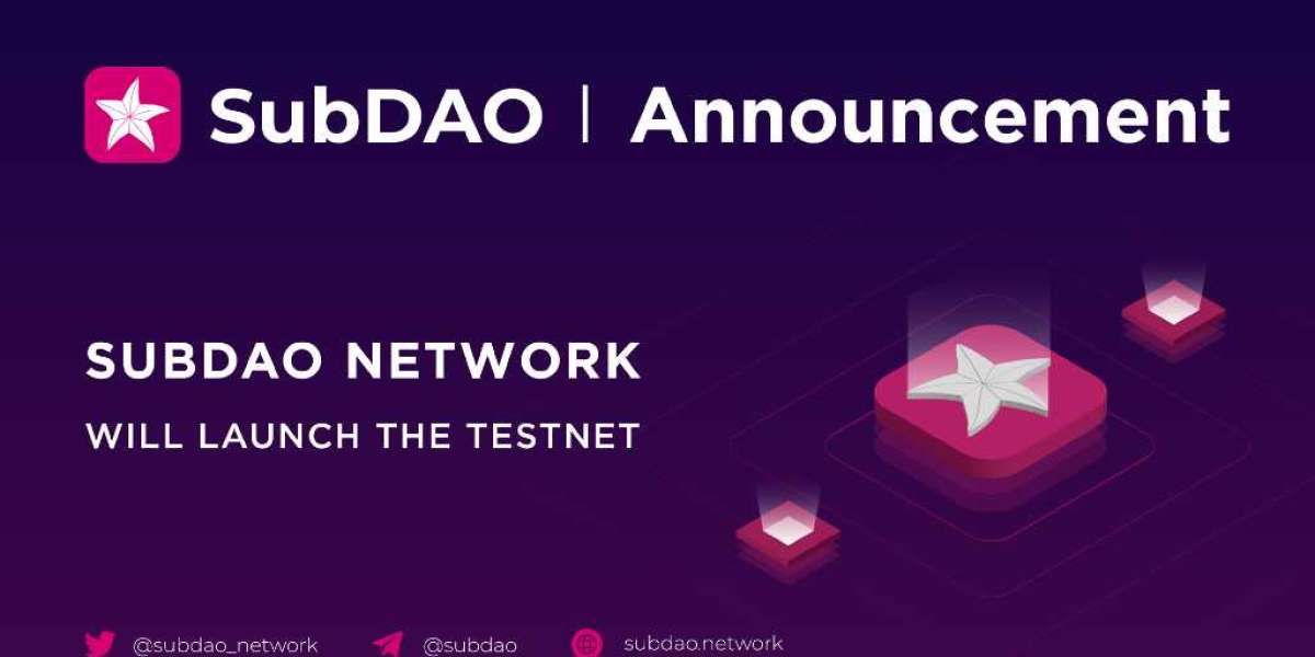 SubDAO Testnet has Officially Launched!